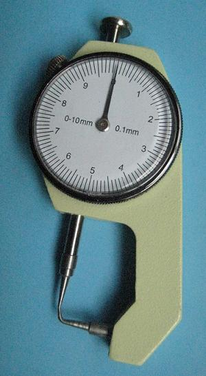 Dial Caliper,w/fixed position